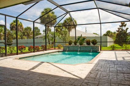 Photos piscines for Veranda piscine prix