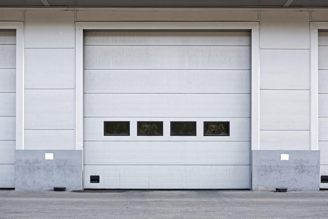 garage PVC