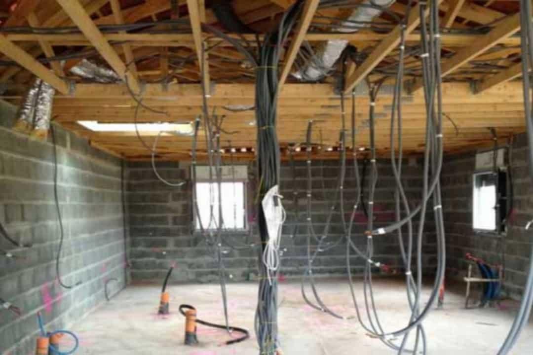 Prix de l'installation électrique d'une maison neuve