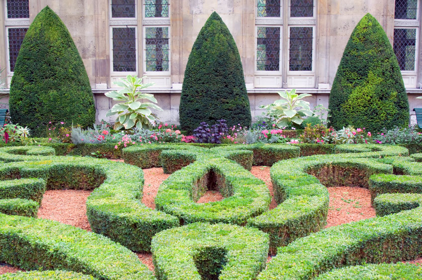 les diff rents types de jardin