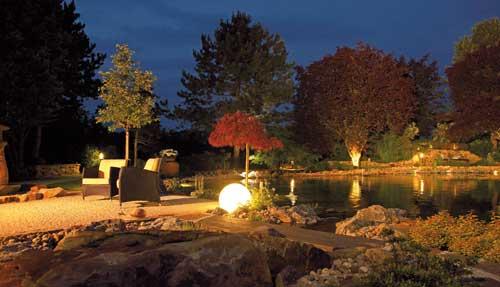 eclairage jardin - Eclairage Jardin