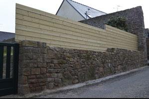 Guide clôture et portail