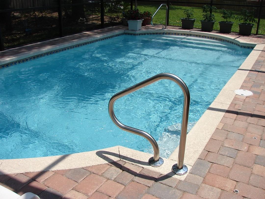 piscine reussie