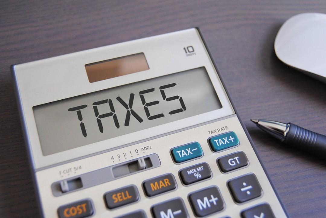 taxes veranda