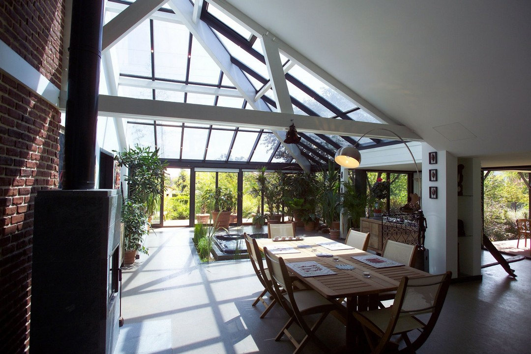 vitre veranda