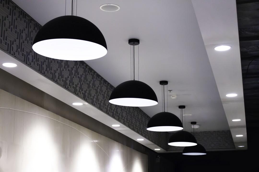 Quels éclairage choisir pour mes plafonds