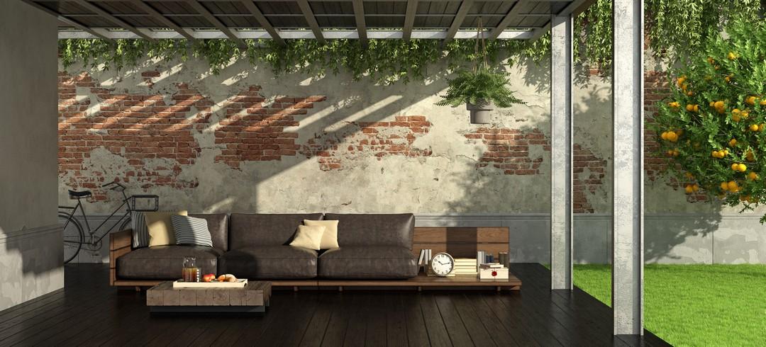Les aménagements possibles sur terrasses