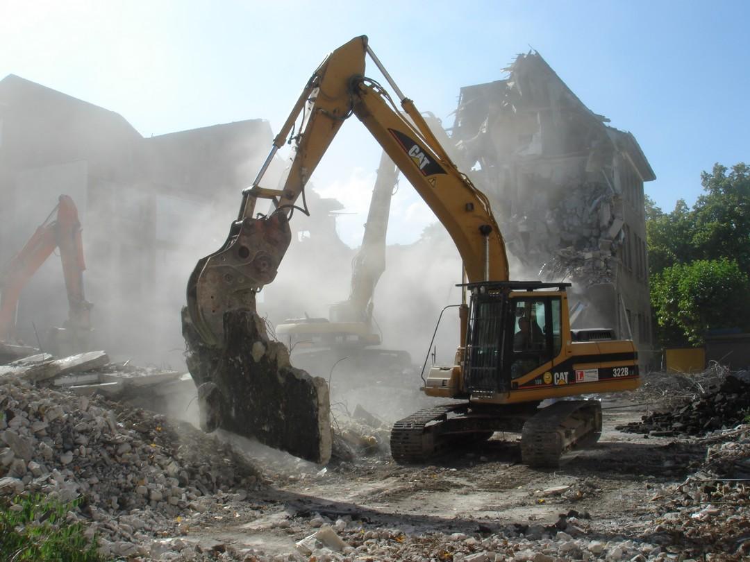 Démolition : détruire pour mieux reconstruire