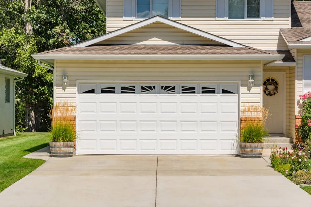 comment entretenir sa porte de garage