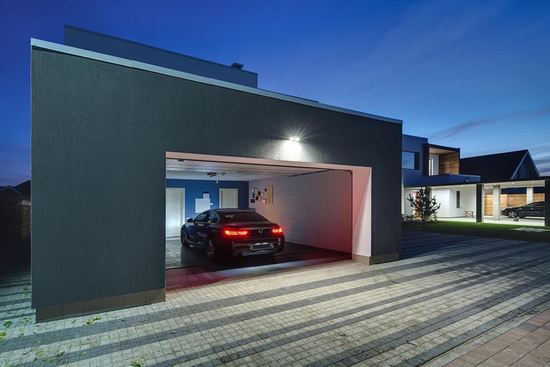 Construire un garage : permis de construire ou déclaration avant travaux ?