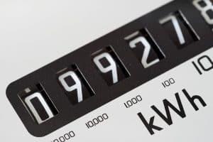 prix des contrats d'électricité