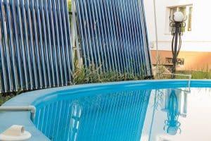 Coût annuel du chauffage d'une piscine
