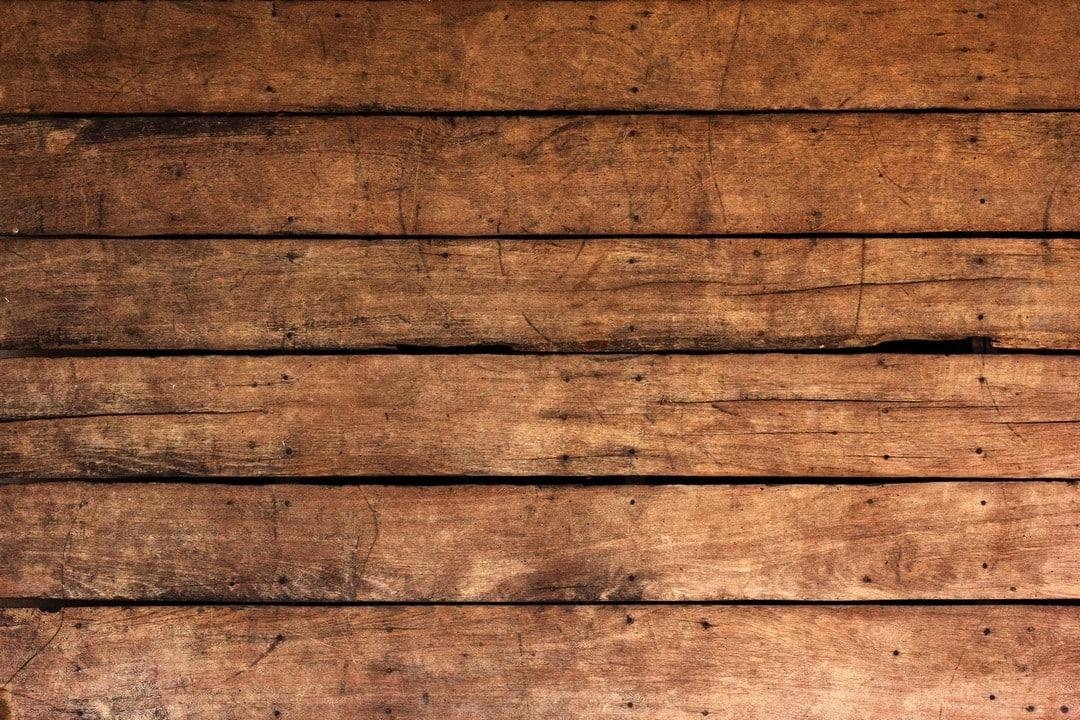 bois de parquet massif