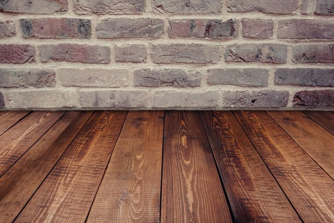 plancher en bois massif, revêtement écologique